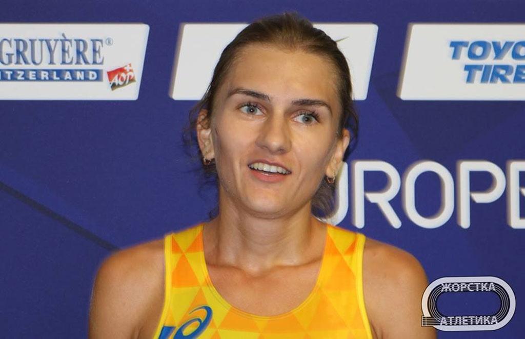 Наталія Стребкова — у фіналі європейської першості