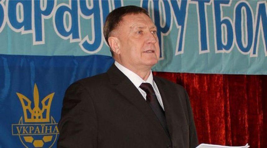 З ювілеєм привітали віце-президент УЄФА і президент НОК України