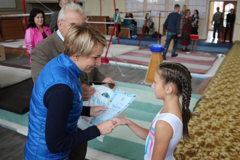 Олімпійська родина Тернопільщини: в майбутнє — з надією