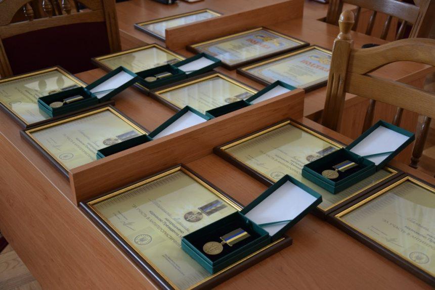 Відзнаки Президента України офіцерам податкової міліції Тернопільщини