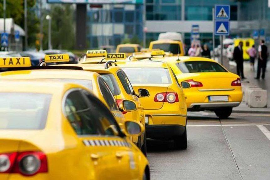 Якщо у відрядженні витратилися на таксі