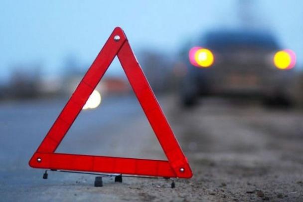 На Збаражчині водій збив пішохода і не зупинився
