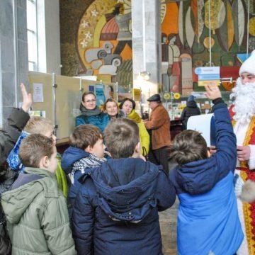 У Тернополі запрацювала резиденція Новорічного чарівника