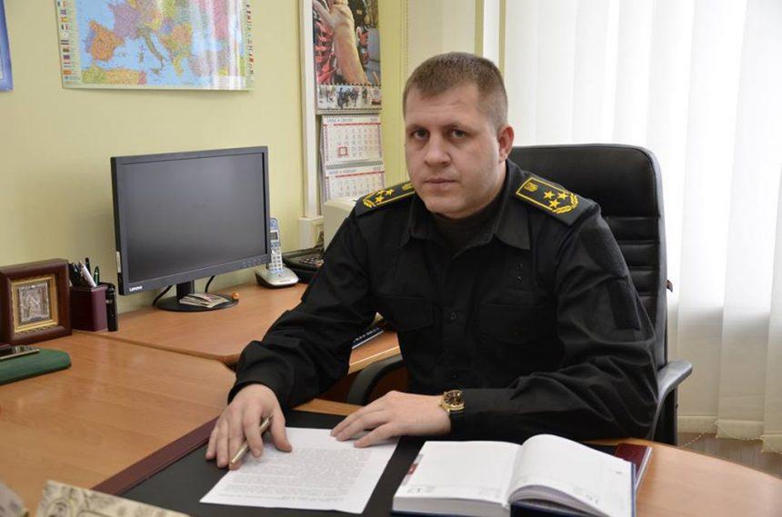 Володимир ПЕТРУК: «За порушення правил відповідатимете»