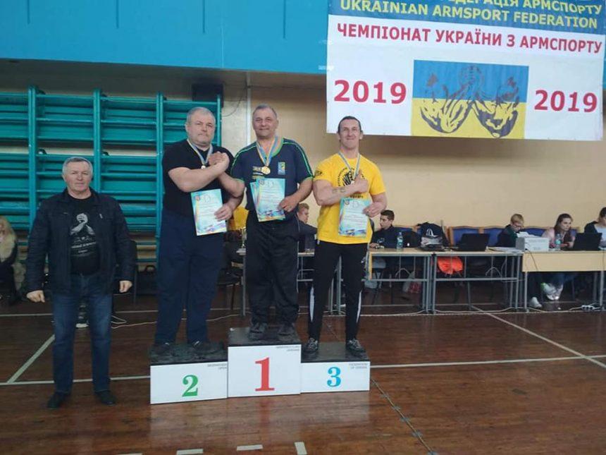 Без зволікань і медалі всеукраїнського чемпіонату