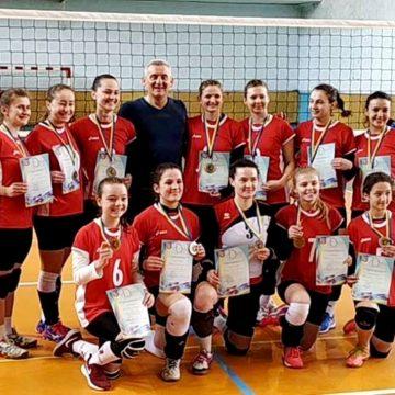 Уперше — віце-чемпіонки України серед дорослих
