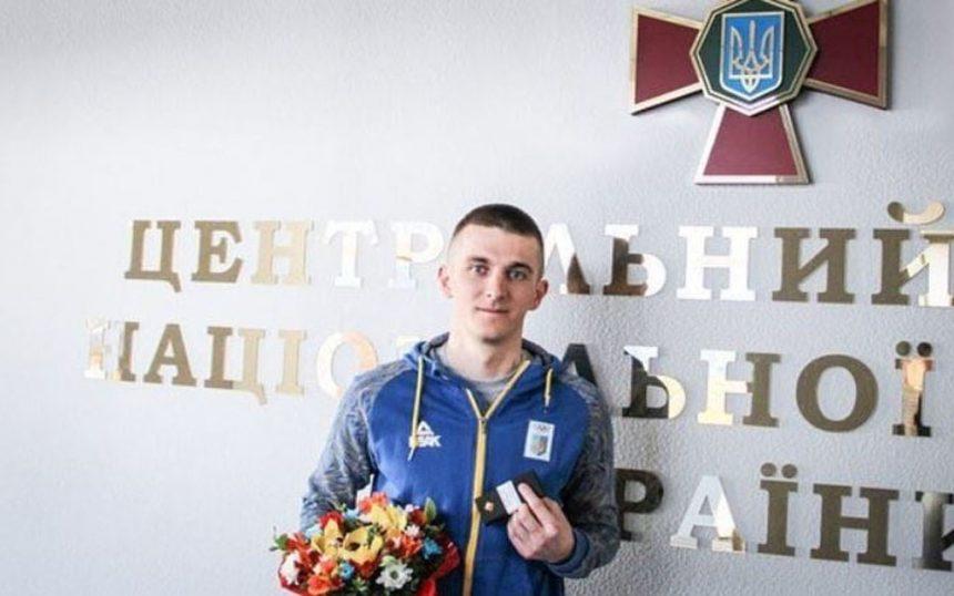 Дмитро Підручний — найкращий спортсмен березня