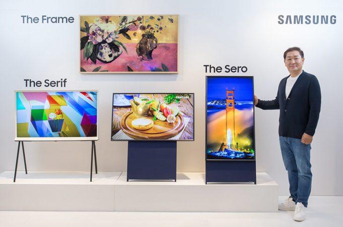 Samsung представив телевізор спеціально для міленіалів