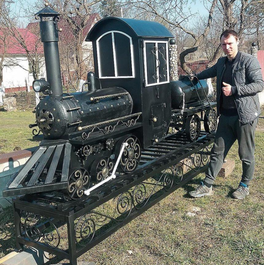 Якщо на шашлики, то… до потяга