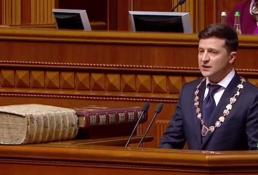 Президент України Володимир Зеленський заявив, що розпустить Верховну Раду.