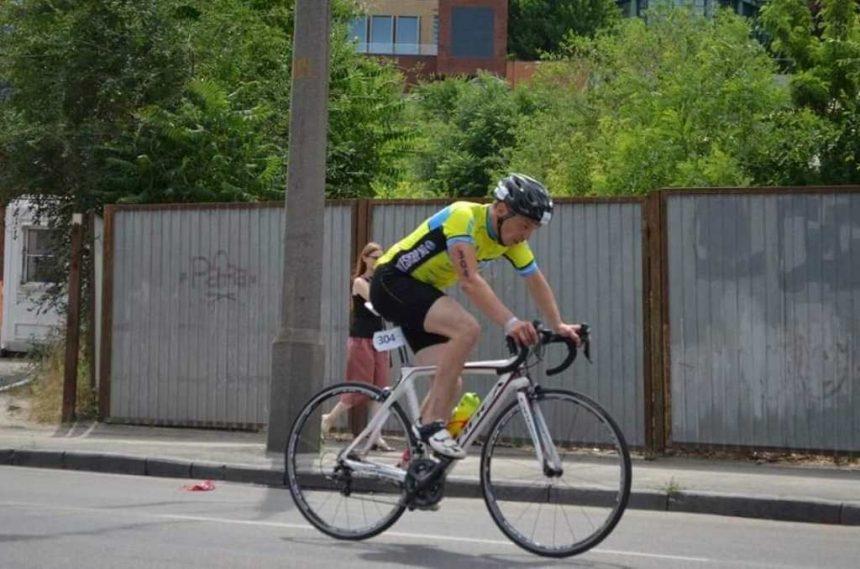 Чемпіон у паратриатлоні