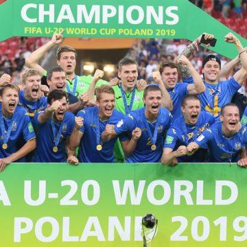 Уперше в історії українці — чемпіони світу!
