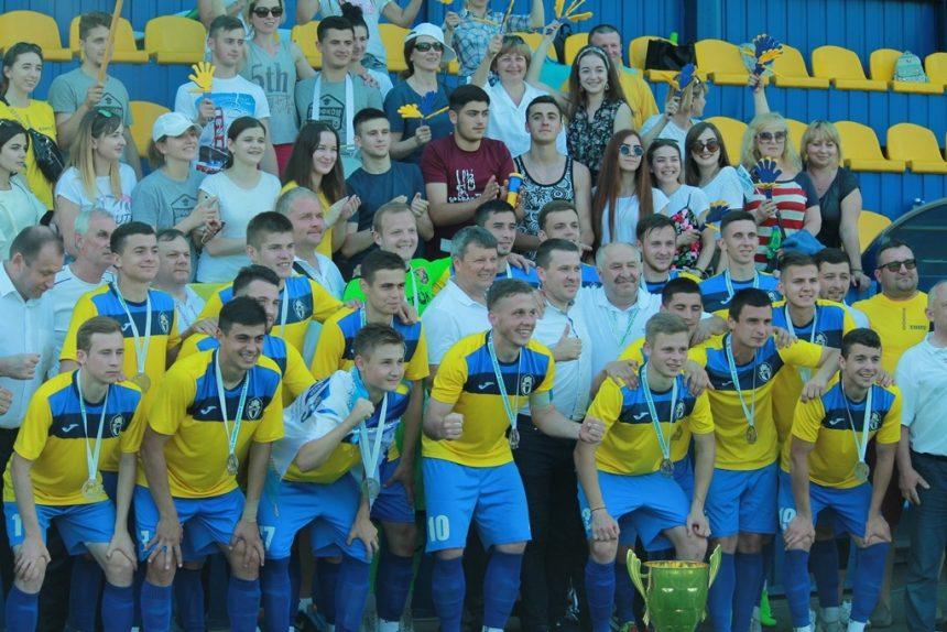Третій титул студентів із Тернополя