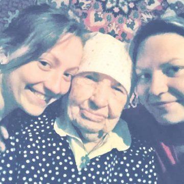 Бабусенька — мій світ