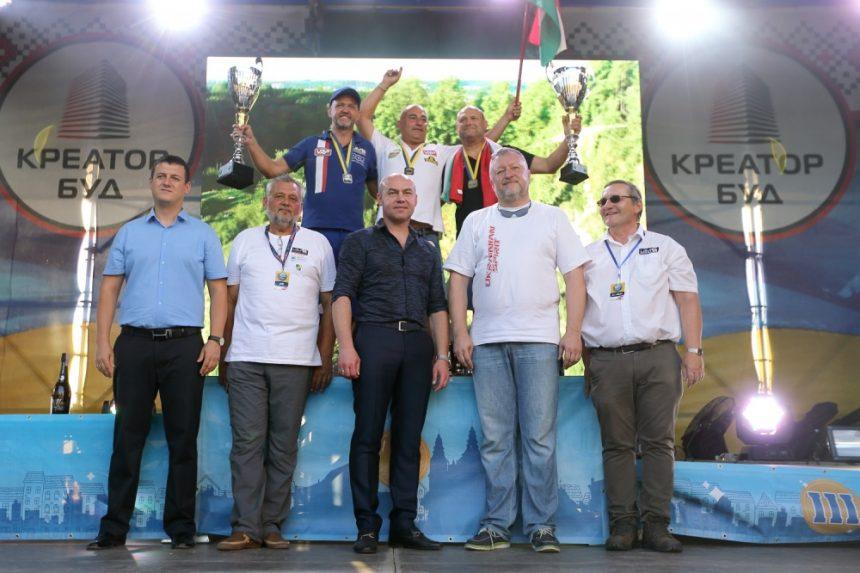 Чемпіоном світу з водно-моторного спорту у Тернополі став уродженець Італії Клаудіо Фанзіні