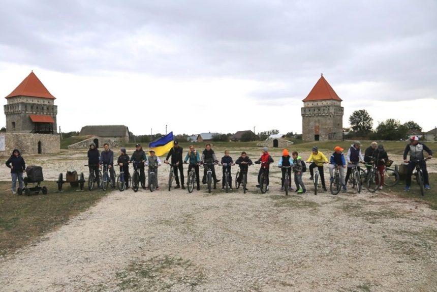 У Скалаті — велопробіг