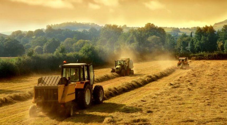 Фермери сплачують земельний податок