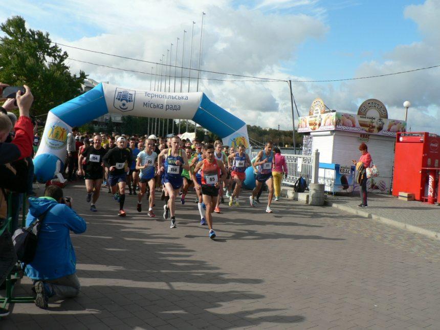 «Тернопільська озеряна»: перемогли всі, хто дістався фінішу