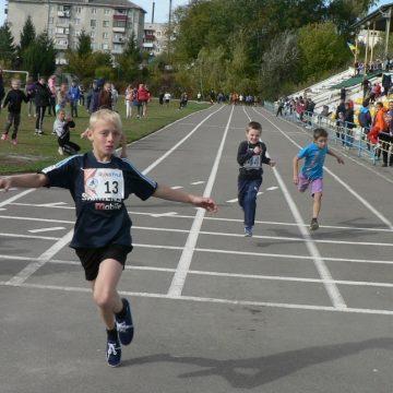 Біг — це те, що дітям потрібно