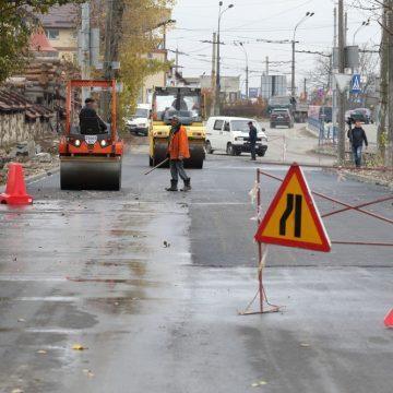 У Тернополі за кошти бюджету міста та підприємців відремонтовано вул. Поліську