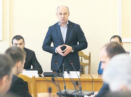 Тернопільська міська рада проти авторитарних змін до Конституції