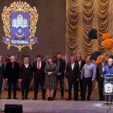 Звіт міського голови Тернополя Сергія Надала за 2019 рік