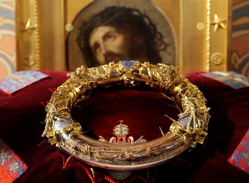 До Тернополя привезуть Реліквію Тернового Вінка Ісуса Христа