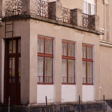 Вулиці, дворики та кам'яниці Чорткова