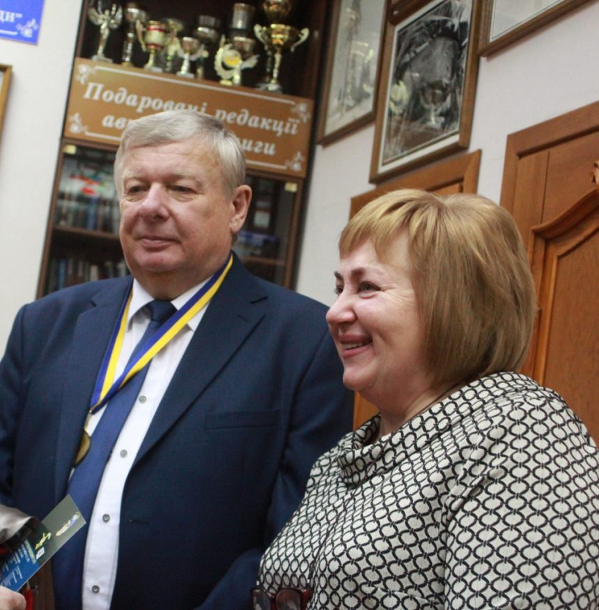 Лауреат конкурсу «Людина року-2019» Михайло ДЖУС