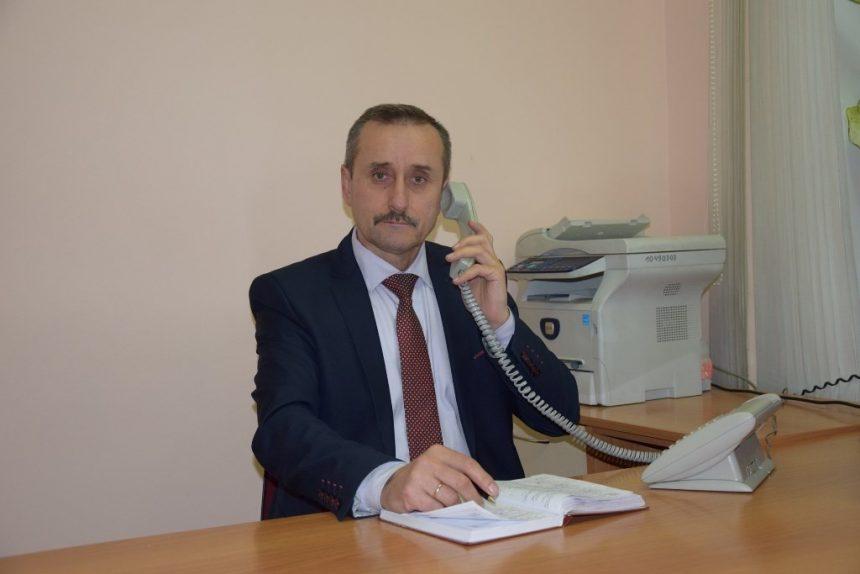 Руслан КРИСОВАТИЙ: «Про що можна дізнатися в податковій»
