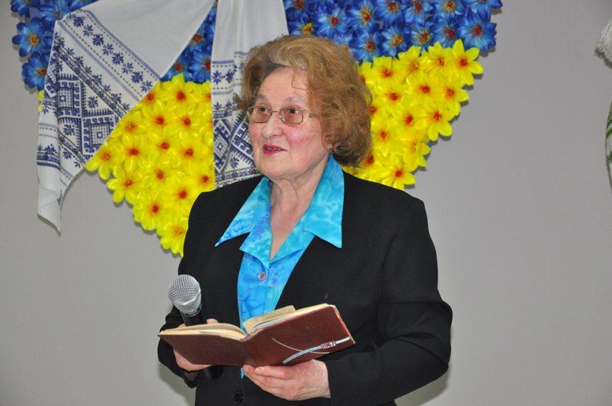 Жінка-епоха, жінка-легенда живе у Тернополі
