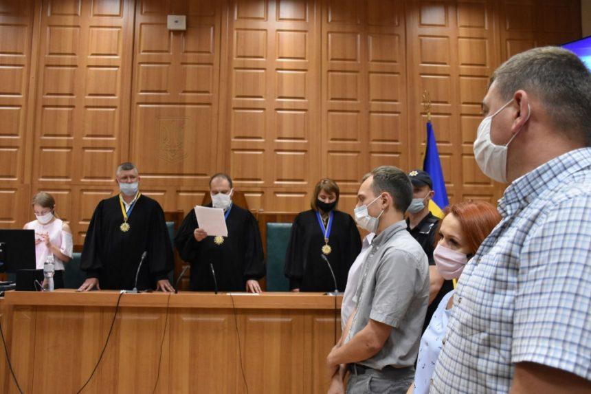 Суд виніс вирок у справі вбивства Віталія Ващенка