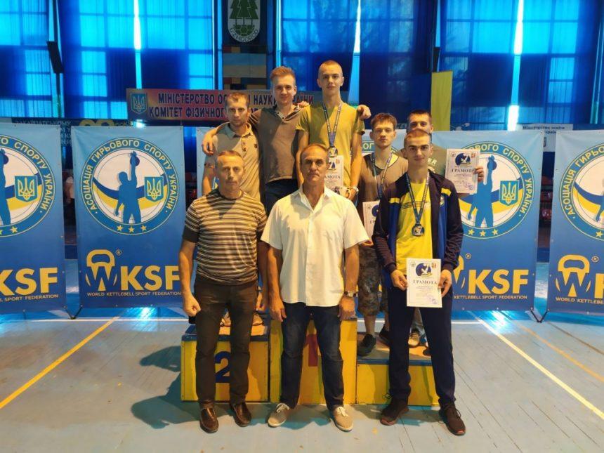 В Ужгороді — Кубок Незалежності