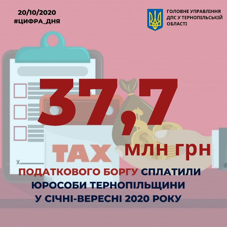 Погашають податкові борги