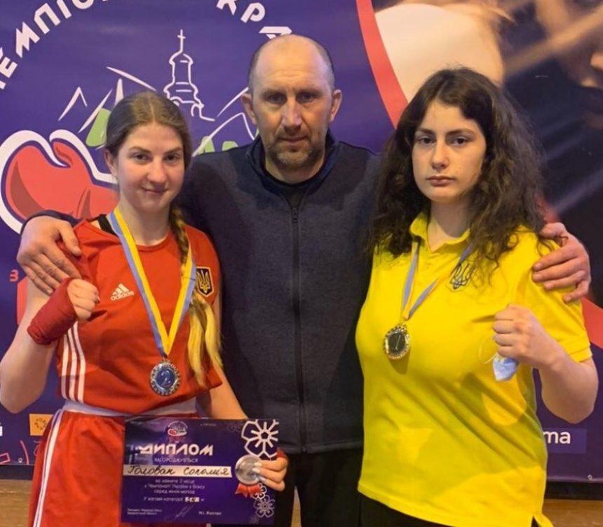 Тріумф на молодіжному чемпіонаті України
