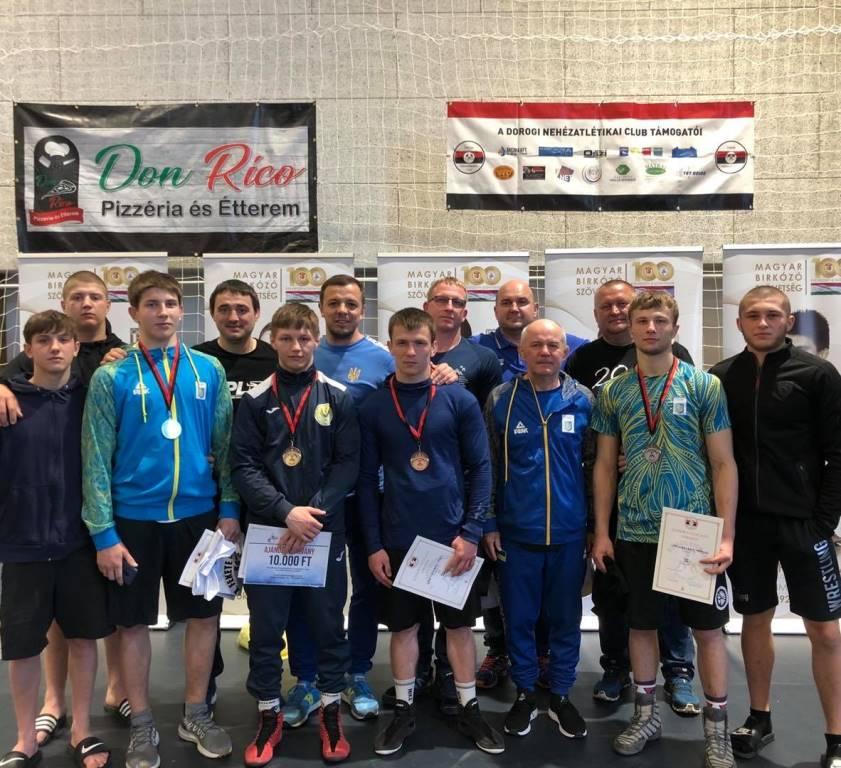 Престижний міжнародний турнір юніорів