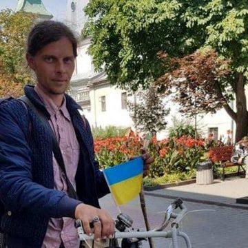Проїхав понад пів тисячі кілометрів, граючи на сопілці Гімн України