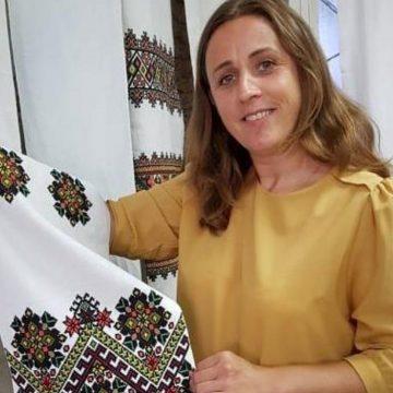 «Вишитий рушник — символ України»