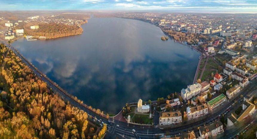 «Тернопіль — єдиний обласний центр Західної України, де можна купатися у міських водоймах»