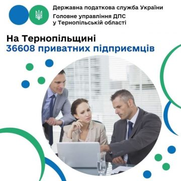 Малий бізнес Тернопільщини надає перевагу єдиному податку