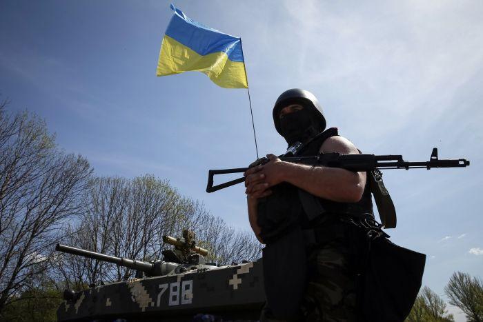 На Донбасі створюють буферну зону