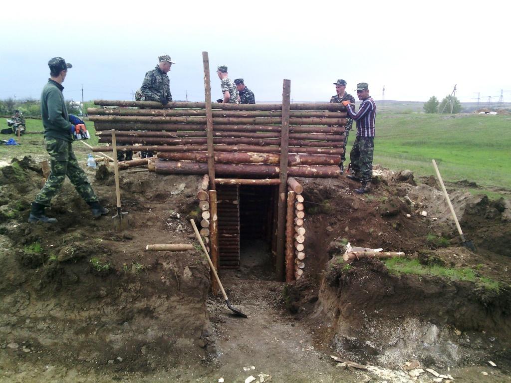 В зоні АТО постраждали тернопільські будівельники