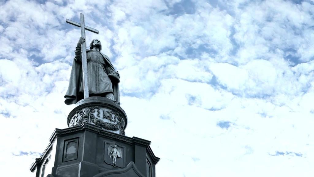 Хреститель Русі-України