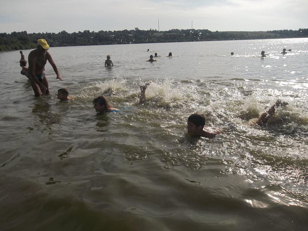 Школа плавання для початківців
