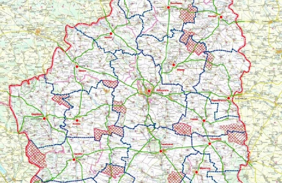 У Тернопільській області може з'явитися ще три громади
