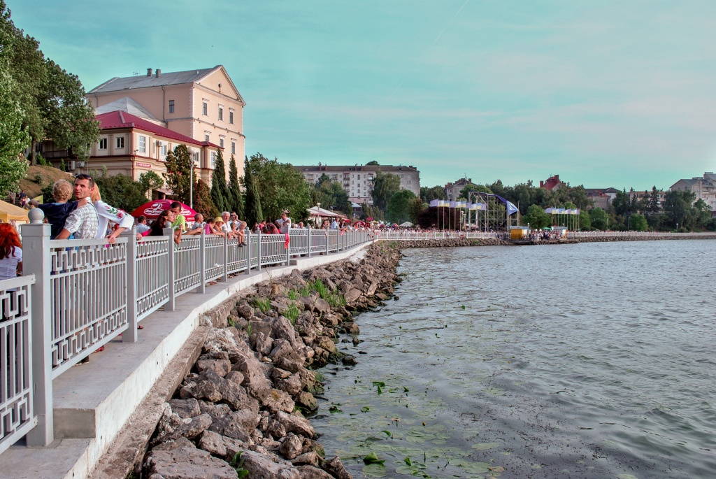 У Тернополі повітря залишається найчистішим в Україні