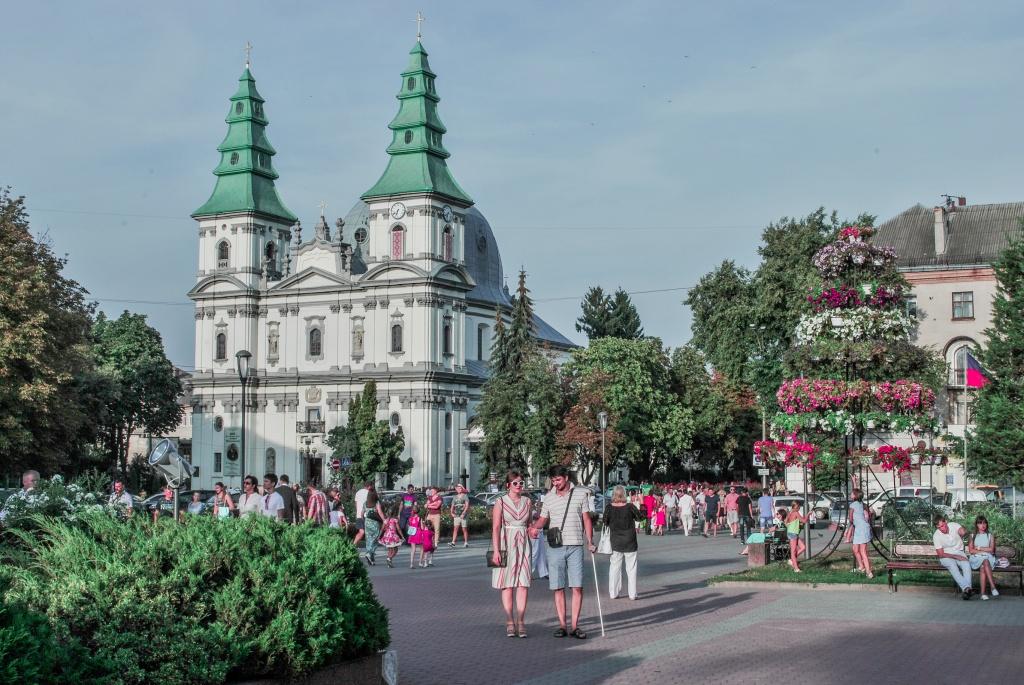 Програма святкових заходів до Дня міста Тернополя