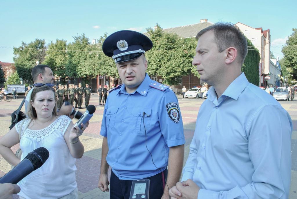 Із вересня в Тернополі почнуть набирати в нову поліцію