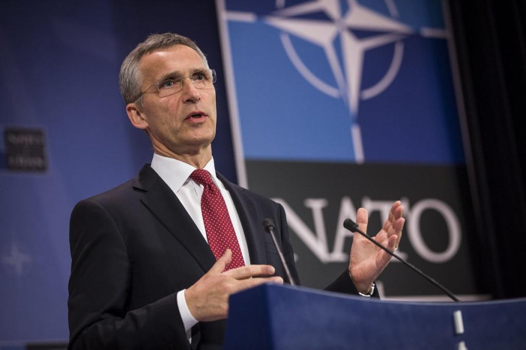 Генсек НАТО їде в Україну