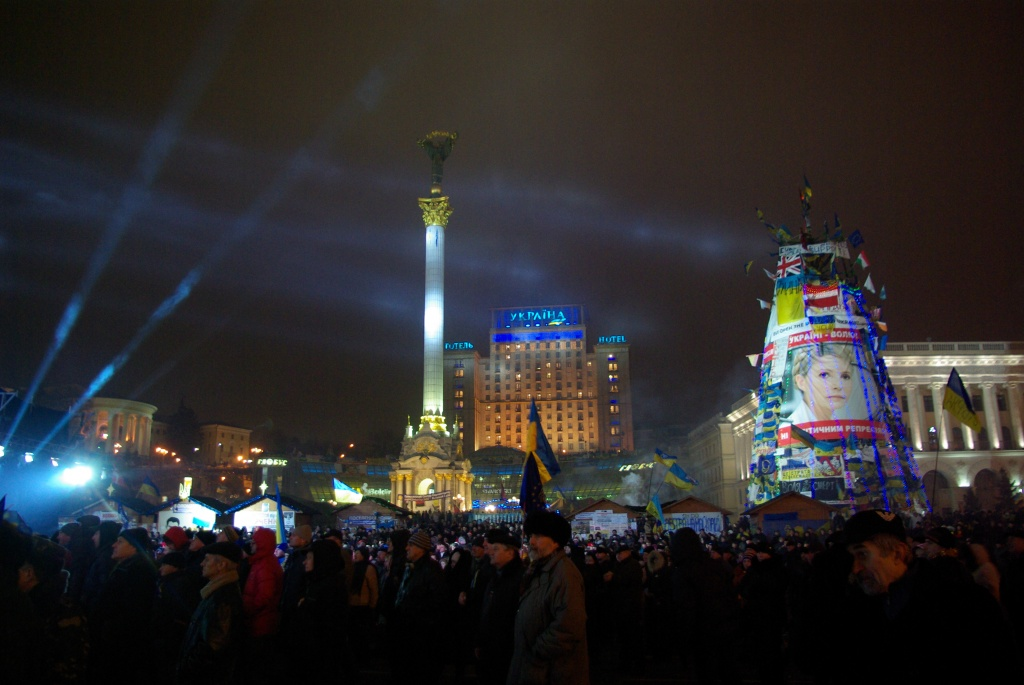 Фільм про Євромайдан належно оцінили